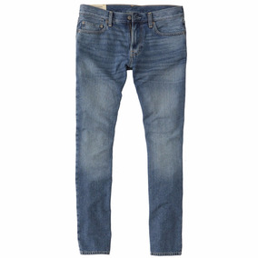 Jeans Abercrombie Masculina Original Tam 40 (31x30) P17