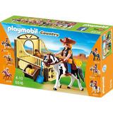 Playmobil 5516 Country Caballo Rodeo Con Establo Sipi Shop