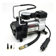 Compresor 12v Aire Metal Autos Inflador Neumatico Portatil