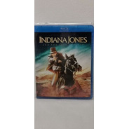 Indiana Jones And The Last Crusade Blu-ray Chileno [nuevo]