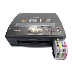 Multifuncional Brother Dcp-j125 Com Falha Na Impressão