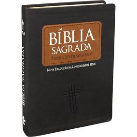Bíblia Letra Extragigante / Nova Tradução Linguagem De Hoje