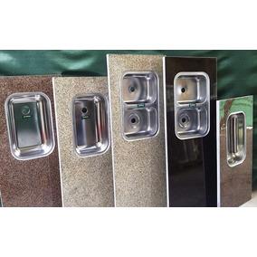 Mesada Granitex 100x62 C/bacha Simple Oferta! - Zona Sur