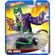Hotwheels The Joker Batman Dc Comics