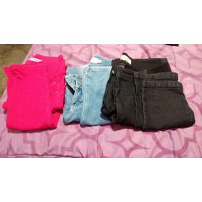 Pantalones Talla 30 32 Y 34 Y Blusas M/l