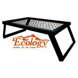 Parrillera Plegable De Carbon Ecology Mod Medano