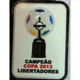 Patch Atlético Mineiro Campeão Libertadores 2013