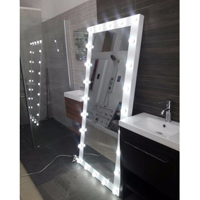 Remato espejo cuerpo completo giratorio en mercado libre for Espejos de cuerpo completo