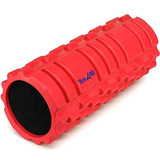Yes4all Masaje De Tejido Profundo Accupoint Roller, Red,...