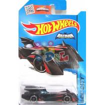 Hot Wheels Batman Batimovil 2015 The Brave And Bold Mattel
