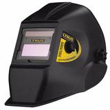 Máscara Para Soldador Automática Eletrônica Com Regulagem