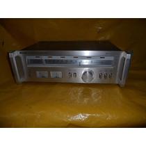 Tuner Polyvox Tp-5000 - Prata - Impecavel - U. Dono - Lindo.