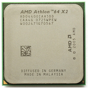 Processador Amd Athlon 64 X2 4400 Socket Am2