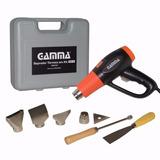 Kit Soprador Térmico 2000w C/ Acessórios 220v Gamma
