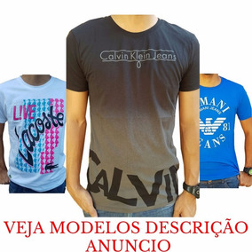 Camiseta Oakley Hugo Boss Abercrombie Hollister Original