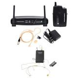 Sistema De Audio Technica Atw-1101/h92-th 10 Auriculares Ina