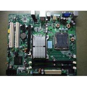 Placa Mãe Intel Dg31pr Lga 775 Ddr2 S/ Espelho