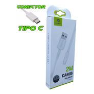 Cabo Usb 2 Metros Tipo C Para Xbox Series X