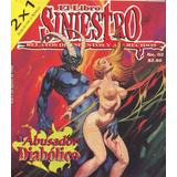 El Libro Siniestro, Comic De Terror # 2