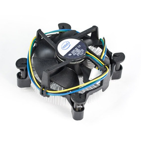 Fan Cooler Para Procesadores Intel 775/1150/1151/1155/1156