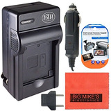 Bm Premium En-el5 Cargador De Batería Para Nikon Coolpix P80
