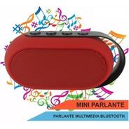 Parlante Inalambrico Bluetooth Usb Microsd 5w Colores Mow!