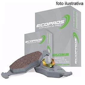 Kit Pastilha Freio Dianteira Traseira Fusion 2007 2008 2009