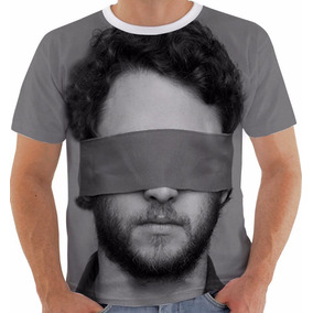 Camiseta Ou Baby Look Ou Regata Christopher Von Uckermann Pb