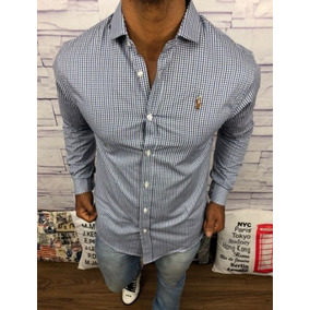 Camisa Masculina Social Armani | Ralph Lauren | Lacoste
