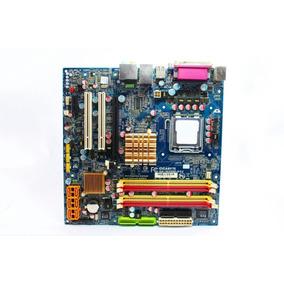 Placa Mãe Ddr2 Gigabyte Ga-965+processador + Garantia, Novo