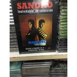Cd +libro Sandro Quiero Llenarme De Ti Nuevo Sellado