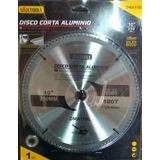 Disco Corte Aluminio 10