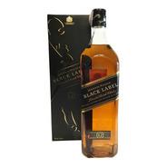 Whisky Johnnie Walker Black X 1 Litro - Envíos
