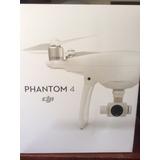 Dji Phantom 4 Drone Envio Gratis Nuevo Sellado