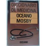 Libro Diccionario De Medicina Oceano Mosby F. Tzedaká