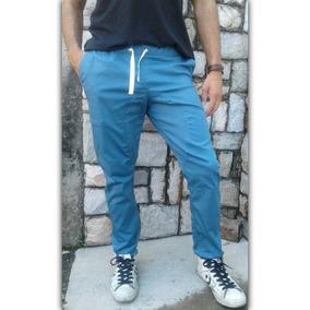 Pantalones De Caballero Tipo Jogger Slim Fit- Casual -skinny