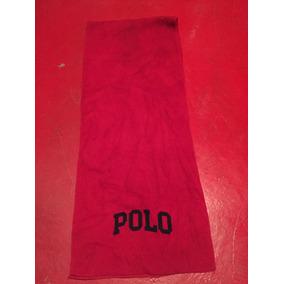 Bufanda Polo By Rl Red