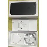 Iphone 7 32gb Black Original, Desbloqueado Com Acessórios