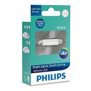 Lâmpada Led Philips Torpedo 43mm 6000k 12v