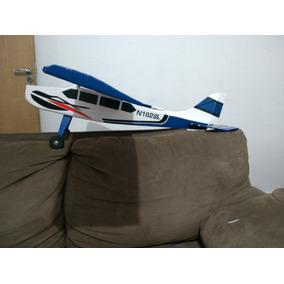 Aeromodelo Cessna Montado E Entelado