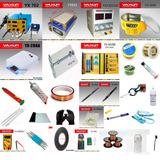 Kit P/ Bancada Profissional Manutenção Celular 31 Itens Comp