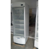 Freezer Vertical Metal Frio Frost Free 220 Volts Semi Novo
