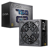 Evga Supernova 750 G3, 80 Plus Gold 750w, Fully Modular, Eco