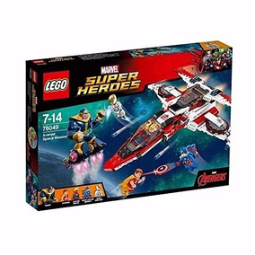Lego Avion Super Heroes Marvel 76049 !!!!!!!!!!!!!!