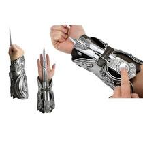 Hidden Blade Assassins Creed Retrátil Pronta Entrega Cosplay