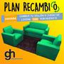 Sillones Minimalistas Plan Recambio En Gh.equipamientos