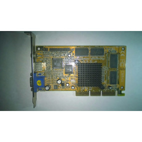 Placa De Video Powercolor 32 Mb Agp C/ Salida De Tv