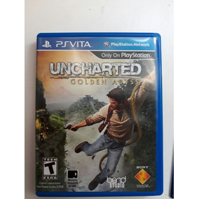 Juego Ps Vita Uncharted Golden Abyss Físico