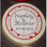 Souvenirs Jabones Artesanales Personalizados Casamiento X 10