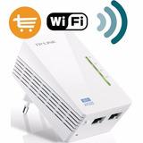 Extensor Powerline Av500 Wifi, Tl-wpa4220, 500mb, Un Modulo